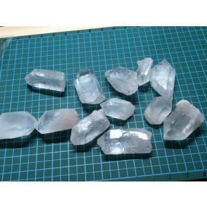 天然石 水晶 ポイント 100グラムの詳細画像2