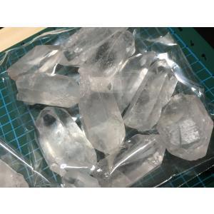 天然石 水晶 ポイント 100グラムの詳細画像3