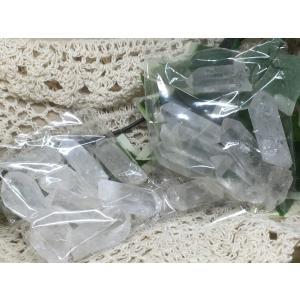 天然石 水晶 ポイント 100グラムの詳細画像4