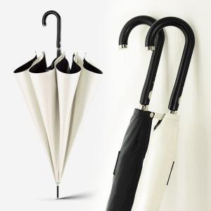 長傘 レディース/メンズ おしゃれ 長傘 晴雨兼用傘 日傘 雨傘 ワンタッチ 大きめ103cm 梅雨...