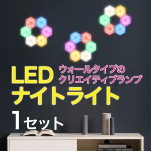 1セット LED 調光 調色 タッチ式 リモートコントロール ナイトライト 照明 ウォールライト キャビネット 電池式 インテリア 防災 停電  イルミネーション|fairyselection
