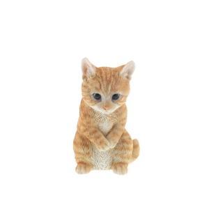 猫 置物 おじぎキャット|fairyselection