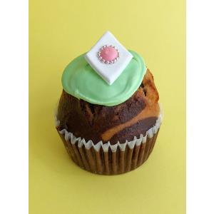 マーブル カップケーキ ジュエル|faitenbonbons