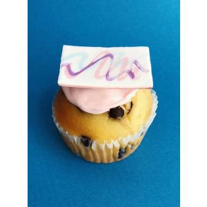 シーズンカップケーキ  絵画|faitenbonbons