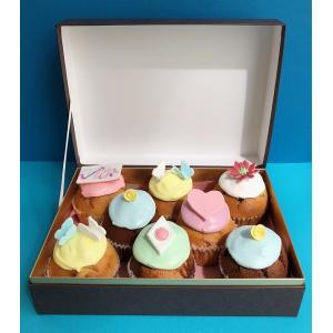 カップケーキ アソートボックス|faitenbonbons