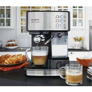 高性能 コーヒーメーカー エスプレッソマシン 大容量 カフェ仕様 カスタム機能 調整可能 かんたん操...