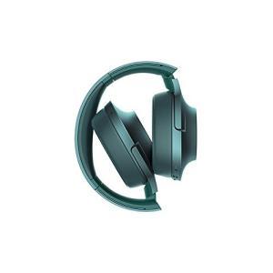 ソニー SONY ワイヤレスノイズキャンセリングヘッドホン h.ear on Wireless NC...