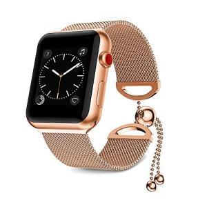 NotoCity apple watch ミラネーゼループ バンド,アップルウォッチバンド対応 ap...