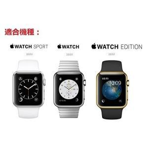 RIRIYAアップルウォッチ Apple Watch 38mm専用 高透明度シリコンカバー スマート...