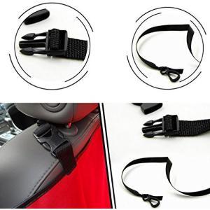 E-Fly ペット用 ドライブシート 助手席用 犬 ドッグ ペット カーシート カバー 滑り止め 防...