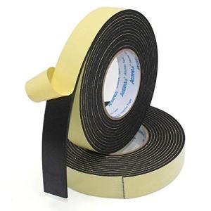 隙間テープ すきまテープ Atemto テープ 玄関 防水 耐候性 隙間風防止 寒さ対策 防振ドア下...