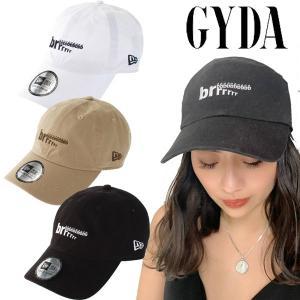 ジェイダ GYDA × NEW ERA brb CAP ニューエラ コラボ キャップ 帽子 ブラー ...