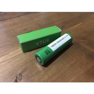 SONY VTC6 18650 3000mah 30A/15A 電子タバコ バッテリー IMR VAPE《ゆうパケット可》