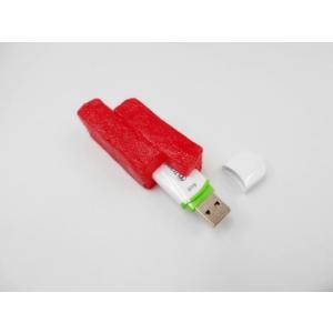 刺身 マグロ 2貫 USBメモリ 8GB|fakefoodjapan