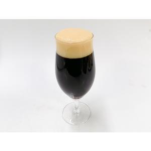 生グラスビール3種 C - 黒ビール 食品サンプル|fakefoodjapan