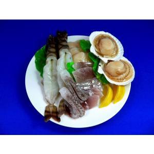 海鮮焼 食品サンプル|fakefoodjapan