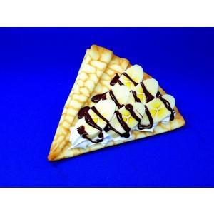 クレープバナナチョコクリーム 食品サンプル fakefoodjapan