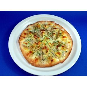 鶏ごぼうピザ 食品サンプル|fakefoodjapan