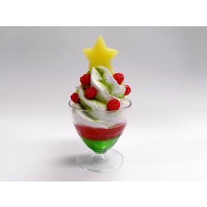 クリスマスサンデー 食品サンプル|fakefoodjapan