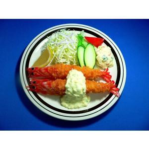 有頭エビフライ 食品サンプル|fakefoodjapan