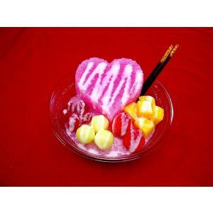 かき氷イチゴ 食品サンプル fakefoodjapan