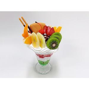 フルーツパフェ A 食品サンプル|fakefoodjapan