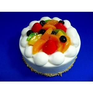 ケーキ5号サイズ 食品サンプル|fakefoodjapan