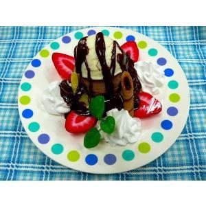 アイスサンデー 食品サンプル fakefoodjapan