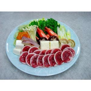 カモ鍋盛 食品サンプル|fakefoodjapan