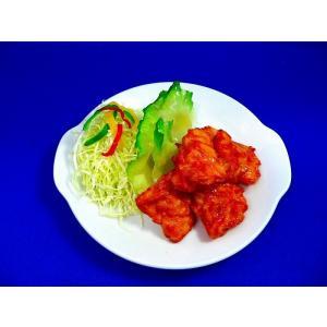 鶏唐揚 3 食品サンプル|fakefoodjapan