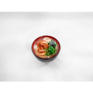 肉うどん  ミニ椀|fakefoodjapan