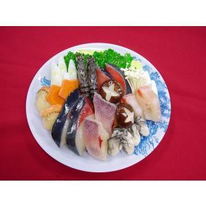 魚ちり 食品サンプル|fakefoodjapan