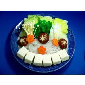 しゃぶしゃぶ野菜盛 1 食品サンプル|fakefoodjapan