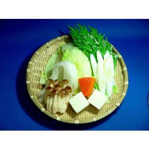 しゃぶしゃぶ野菜盛 2 食品サンプル|fakefoodjapan