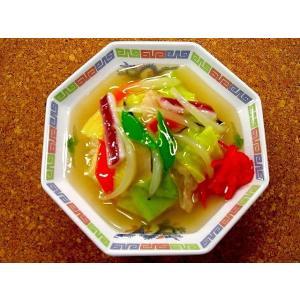 中華丼 食品サンプル|fakefoodjapan