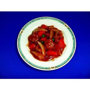 酢豚 食品サンプル|fakefoodjapan