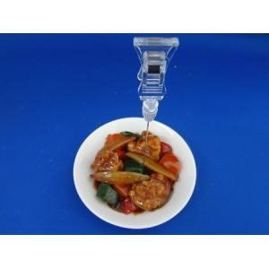 酢豚  小皿|fakefoodjapan