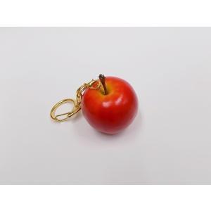 姫リンゴ キーホルダー|fakefoodjapan