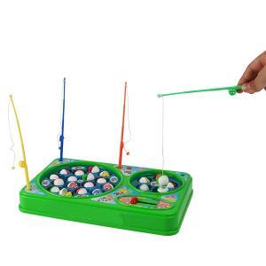 魚釣りゲーム ぐるんぐるん ファミリーフィッシング おさかなつりゲーム おもちゃ 玩具 電動 おもちゃ