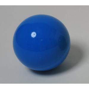 カラーボール ブルー バラ売り 簡単なスポーツや子供のおもちゃなどイベントや景品などにも あお 青 アオ blue