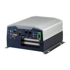 Intel Core i5-2510E 2.7GHz搭載PCIe[x4]x1スロット拡張可能 産業用ファンレスPC 【AEC-6877-A3M】