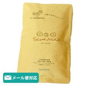 スコーン&ティータイム専門店famfamのスコーンミックス プレーンやアレンジレシピが美味しく作れる...