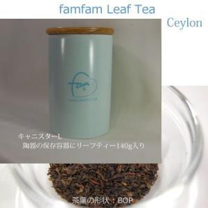 famfam紅茶入りキャニスターL|famfam