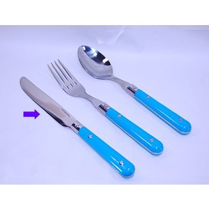 アルト デザートナイフ ブルー famfam