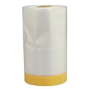 ビニールマスカー 養生用 550mm巾 × 35m|fami-renovation
