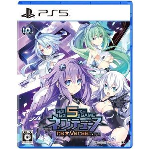 (PS5)Go!Go!5次元GAME ネプテューヌreVerse(新品)(取り寄せ)|famicom-plaza2