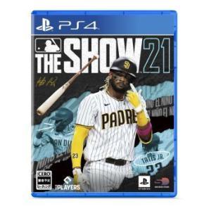 (PS4)MLB The Show 21(英語版)(新品)(取り寄せ) famicom-plaza2