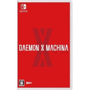(Switch)DEMON X MACHINA(新品)(取り寄せ)