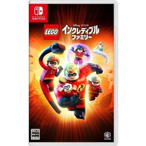 (Switch)レゴ インクレディブル・ファミリー(新品)(取り寄せ)