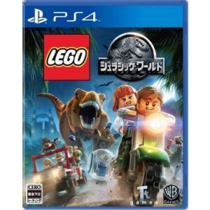 (PS4)レゴ ジュラシックワールド(新品)(取り寄せ)